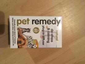 Pet remedy plug in BNIB