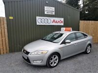 2008 FORD MONDEO ZETEC 140, 2.0 TDCI, FULL SERVICE HISTORY, 12 MONTHS MOT, SILVER, FACELIFT MODEL