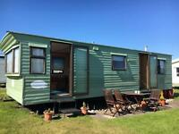 Caravan for let -millport