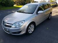 2007 Vauxhall Astra 1.7 cdti design estate