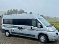 Autocruise Rhythm 2 Berth Campervan Peugeot, BOXER, 2009, Manual, 2998 (cc)
