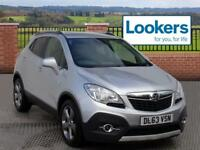 Vauxhall Mokka SE S/S (silver) 2014-02-17
