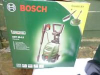 New Bosch 35-12 Pressure Washer + Combo Kit