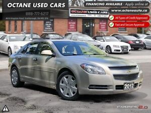 2012 Chevrolet Malibu LT Platinum Edition - WE FINANCE!