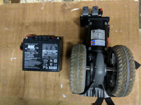 TGA Wheelchair Motor