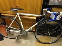 1980's Raleigh equipe road racer bike