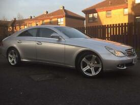 Mercedes-Benz CLS320CDI 7Speed AUTO