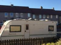 COACHMAN PASTICHE 530/4 FIXED BED CRIS REG FULL AWNING SOLAR PANEL