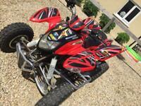 2008 Access 280 ATV Quadbike. Road legal quad.