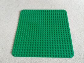 Lego Duplo Large Green Building Base Plate