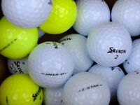 20 Srixon Z star & Q star Golfballs