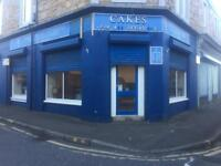 Lovely Large shop for rent in Kirkcaldy