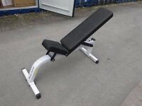 Body solid weights bench Flat Incline Decline Collection only