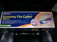 Tile cutter, 300 mm.