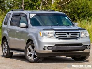 2014 Honda Pilot EX-L 4WD 5AT - BACKUP CAMERA, FOGLIGHTS