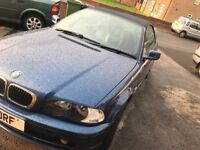 BMW 3 SERIES **EXCELLENT RUNNER**