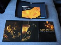 Deus Ex: Human Revolution the Augmented Edition for Xbox 360