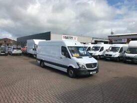 2014 Mercedes sprinter 313cdi lwb insulated van £13995 or £295 per month j&ft&v mallusk