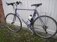 Bicycle -An ideal audax / fast touring / or good winter bike