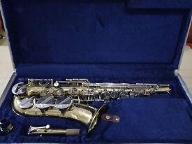 Unused Alto Saxophone - £250