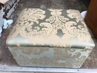 Small ottoman with FREE DELIVERY PLYMOUTH AREA