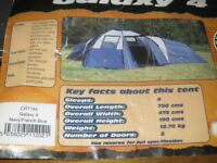 large tent easy to put up