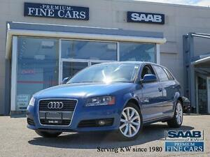 2010 Audi A3 6 Spd. Manual One Owner Accident Free
