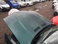 BMW e36 bonnet (Boston green)