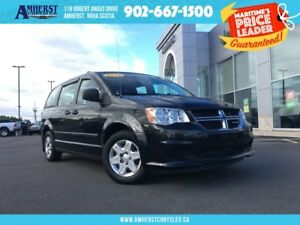 2012 Dodge Caravan REAR STOW AND GO, LOW KMS