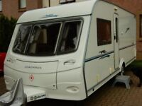 Coachman VIP 530/4 - Touring Caravan - Fixed Bed