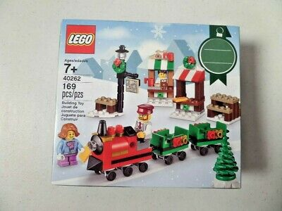 LEGO Christmas Train Ride Set 40262 - Promo - RETIRED
