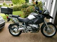 BMW R1200GS 2007. 15,269miles only. Brilliant condition. Any reasonable offer.