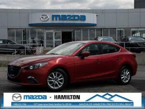 2015 Mazda MAZDA3 GS Navigation, back up camera, keyless entry