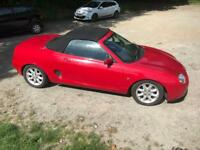 MGF 1800 year 2000 model just reduced