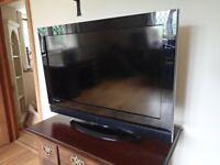 32 inch flat panel TV