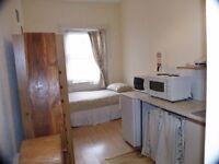 Studio flat in Lancaster Gate - to rent