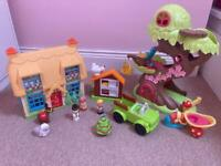 Early learning little people play set