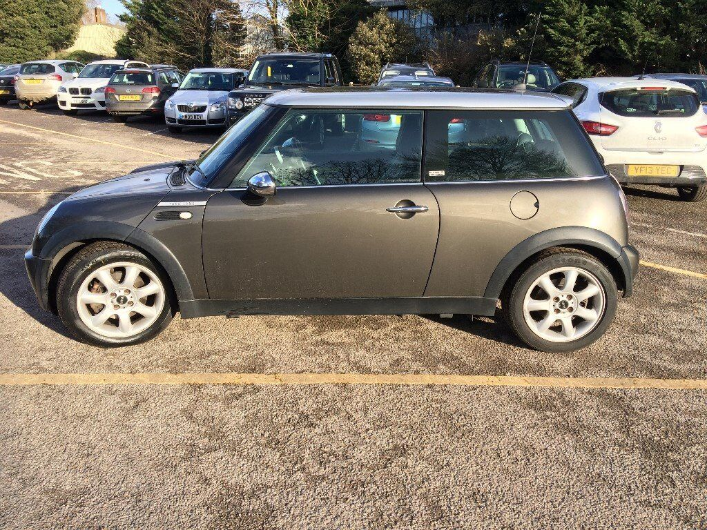 2006 Mini Cooper Park Lane 1 6 Petrol Manual Gearbox Low Mileage
