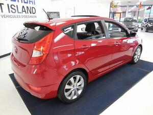 2013 Hyundai Accent GLS MAGS/TOIT OUVRANT 51$/semaine West Island Greater Montréal image 7
