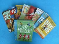 Children's Football Book Bundle