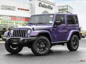 2017 Jeep Wrangler SAHARA | NAVI | DEMO | DUAL TOPS | TOW GRP |