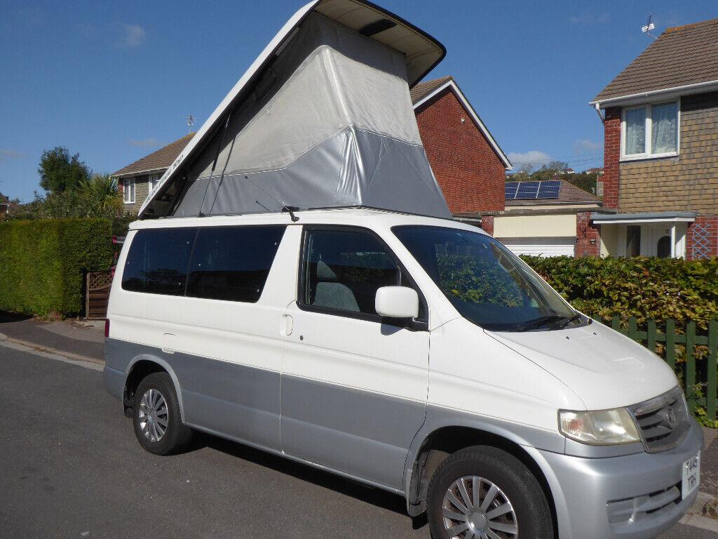 For Sale Mazda Bongo camper van 1999, 2490 (cc)   in ...