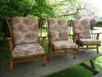 1950's Easy Chairs
