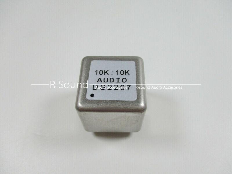 10K:10K 430:570 Permalloy Audio Signal Isolation Transformer Input transformer