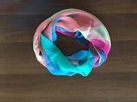 Chiffon scarf NEW