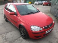 Vauxhall corsa sxi long mot new cam chain