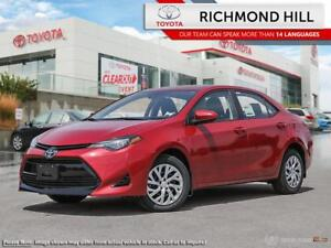 2019 Toyota Corolla LE  - Heated Seats -  Bluetooth - $167.19 B/
