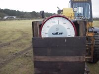 5ton and 10 ton weight scales