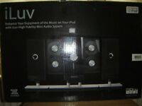iLuv i9200 Vertical Stereo System