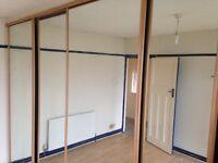 Mirror wardrobe doors X 4 £40